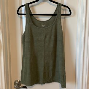Mossimo Textured Tank Top